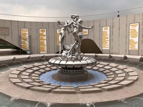 武汉校园雕塑的涵义